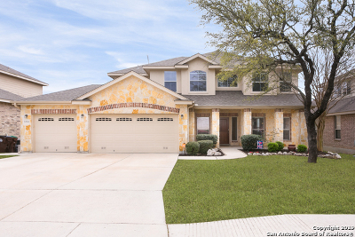 San Antonio Single Family Home New: 3314 Bending Creek