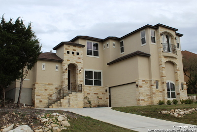 San Antonio Single Family Home New: 1427 Sun Mtn