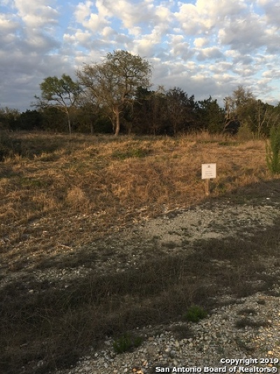 New Braunfels Residential Lots & Land New: 1647 Bussola