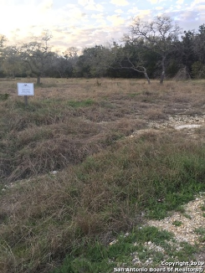New Braunfels Residential Lots & Land New: 1648 Bussola
