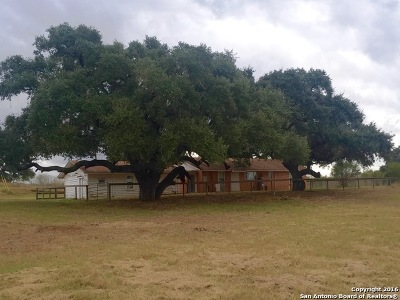 Atascosa County Single Family Home For Sale: 420 Phillips Rd