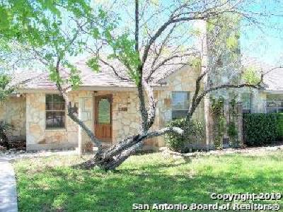 Guadalupe County Single Family Home New: 109 Red Oak Trail