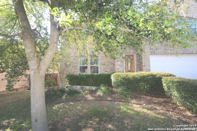 Helotes Single Family Home Active Option: 8511 Espanola Drive