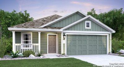 Bulverde Single Family Home New: Blk 24 Lot 08 Acacia Vista