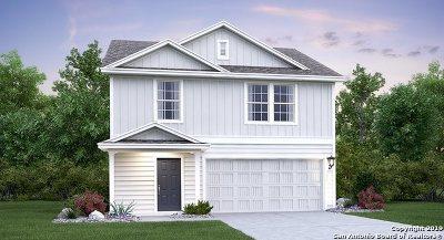 San Antonio Single Family Home New: 6026 Tina Park
