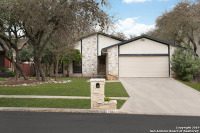 San Antonio Single Family Home New: 7022 Holly Dale Dr