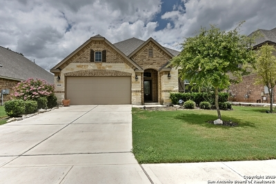 Schertz Single Family Home New: 11545 Cypress Barn