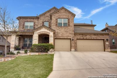 San Antonio Single Family Home New: 12227 Upton Park