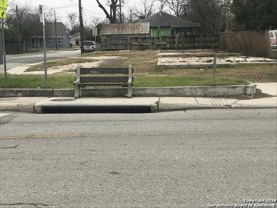 San Antonio Residential Lots & Land New: 2350 E Houston St