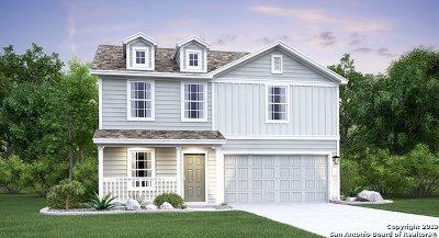Bulverde Single Family Home New: Blk 23 Lot 05 Acacia Vista