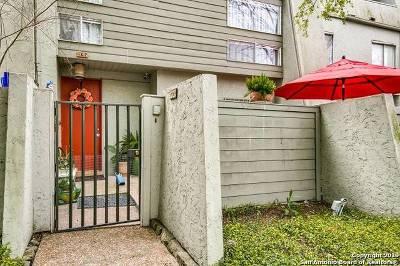 San Antonio Condo/Townhouse Active Option: 3102 Eisenhauer Rd #A7