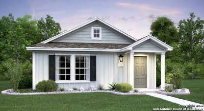 Single Family Home New: 7806 Nopalitos Cove