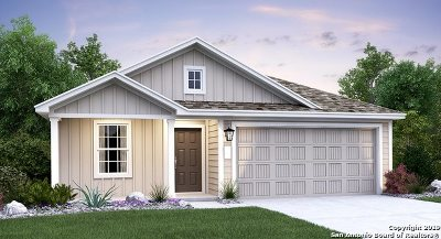 Bulverde Single Family Home New: Blk 22 Lot 03 Bard Lane