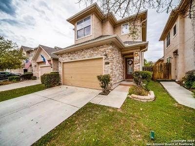 San Antonio Single Family Home New: 6907 Abbey Falls