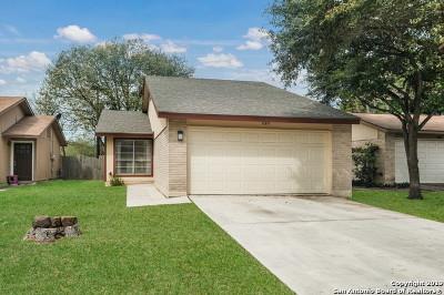San Antonio Single Family Home New: 11819 Country Springs St