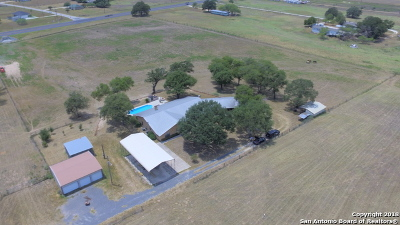 Single Family Home For Sale: 9638 Highway 87 West