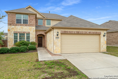 Single Family Home New: 1007 Windy Pond