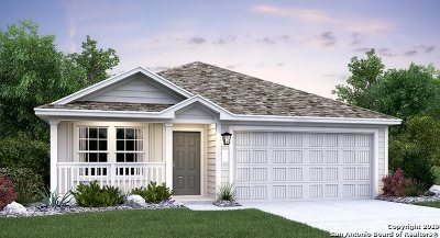 Bulverde Single Family Home New: Blk 22 Lot 02 Bard Lane