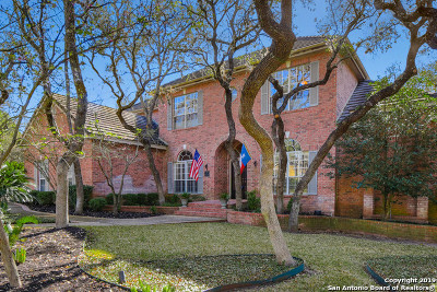 San Antonio Single Family Home Active Option: 12 Westelm Circle