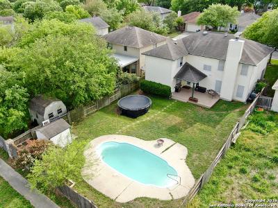 San Antonio Single Family Home New: 15130 Kamary Ln