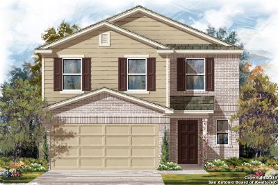 San Antonio Single Family Home New: 14614 Megan Lee