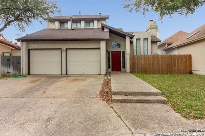 San Antonio Single Family Home New: 1014 River Park