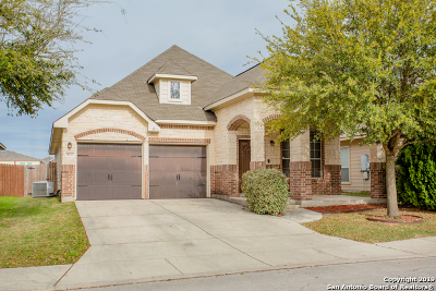 San Antonio Single Family Home New: 9811 Mill Path