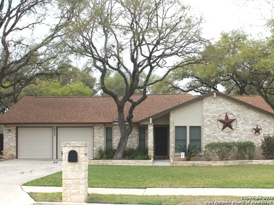 San Antonio Single Family Home New: 8903 Brigadoon St
