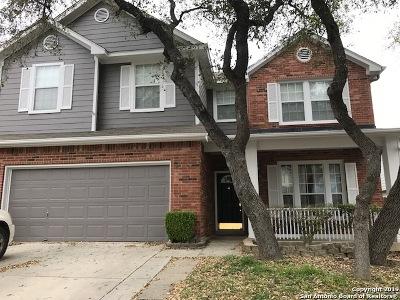 San Antonio Single Family Home New: 15834 Augusta Cor
