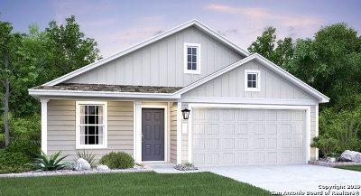 Bulverde Single Family Home New: Blk 22 Lot 04 Bard Lane