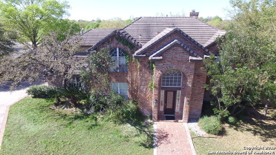 San Antonio Single Family Home New: 5 Bowood Ct