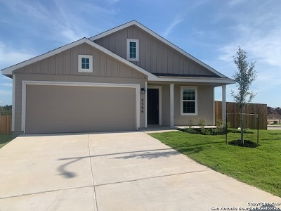 Bulverde Single Family Home For Sale: 5506 Wander Way