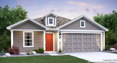 Bulverde Single Family Home New: Blk 23 Lot 15 Bard Lane