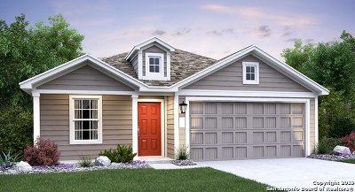 Bulverde Single Family Home New: Blk 23 Lot 09 Acacia Vista