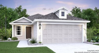 Cibolo Single Family Home New: 215 Reuben Kemper