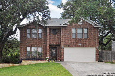 Cibolo Single Family Home New: 12031 Lodge Arbor