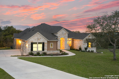 New Braunfels Single Family Home New: 1417 Tramonto