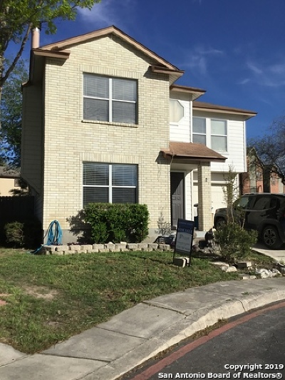 San Antonio Single Family Home New: 2 Torreys Post