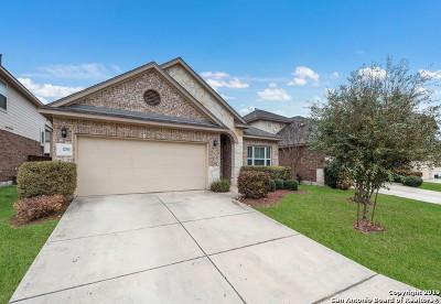 San Antonio Single Family Home New: 12515 Quarter J