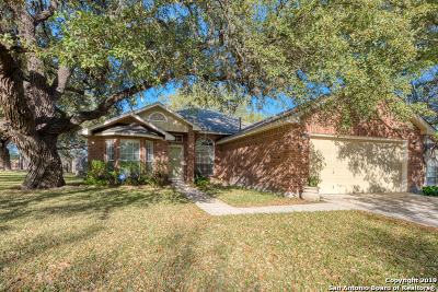 San Antonio Single Family Home New: 12345 Hart Crest