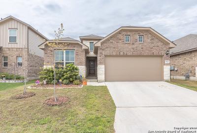 San Antonio Single Family Home New: 9723 Bricewood Oak