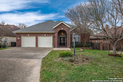 New Braunfels Single Family Home New: 2754 Morning Star