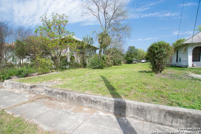 San Antonio Residential Lots & Land New: 619 Dawson St