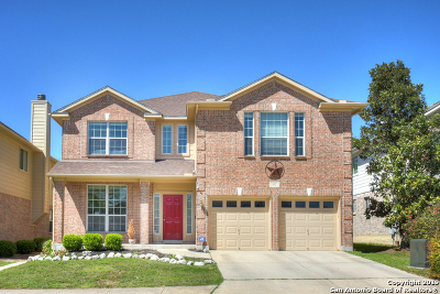 Schertz Single Family Home New: 557 Thurber Dr
