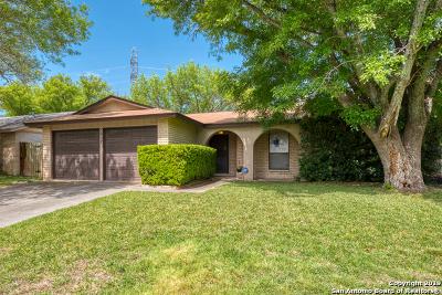San Antonio Single Family Home New: 3827 Briar Hollow St
