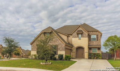 San Antonio Single Family Home New: 515 Wandesta Way