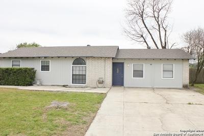 San Antonio Single Family Home New: 7442 Timbercreek Dr