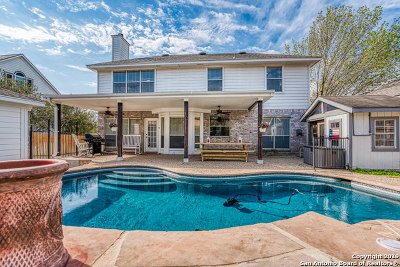 San Antonio Single Family Home New: 25167 Flying Arrow