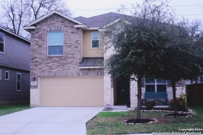 San Antonio Single Family Home New: 6822 Civilian