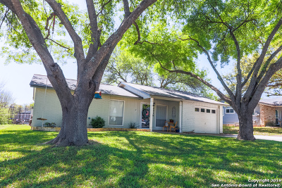 Live Oak Single Family Home New: 7710 Strolling Ln